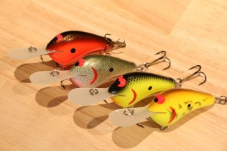 Jaw Jacker Lures / SSD
