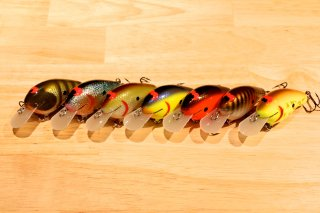 Jaw Jacker Lures / BS