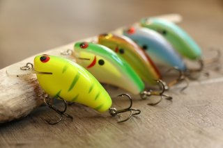 WEC Custom Lures / Mutt