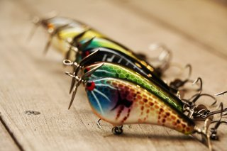 PH Custom Lures / Squeaky P 275