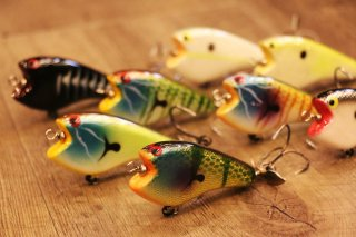 PH Custom Lures / Crazy Ace