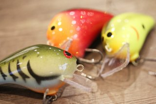 Dave's Custom Baits / Black Market Balsa Medium
