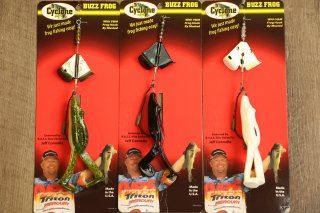 Cyclon Baits / Buzz Frog