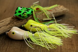 CJ Bass Custom Baits / Go To Frogy