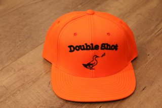 Double Shot/ Duck Smoke Snapback Cap