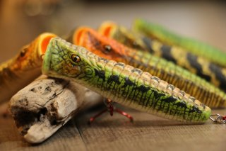 Lures Factory / Caiman Pop