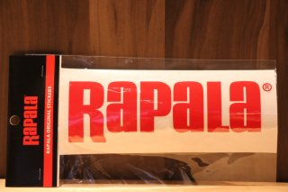 Rapala / Rogo Sticker  L