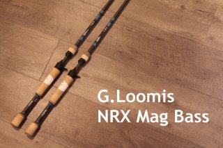 G.Loomis NRX Mag Bass / Gルーミス NRX マグバス