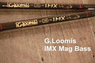 G.Loomis /  IMX Mag Bass