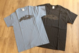 Chaos Fishing Club / GYOTAKU Tee   【10minutes Originel Color】