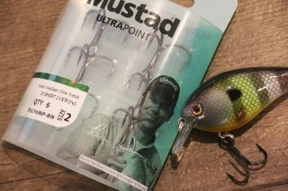Mustad / KVD Elite Treble Hook