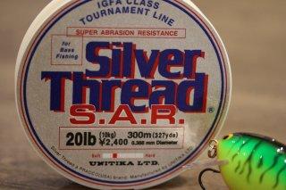Unitika Silver Thread S.A.R.300m / ユニチカ シルバースレッド SAR300m