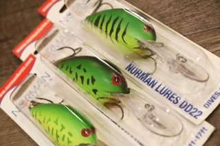 Norman Lures / Deep Diver 22 DD22