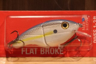 Norman Lures / Flat Broke