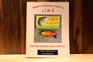 There's Something About A Jinx BOOK