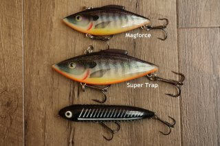 Billlewis Lures / Rat L Trap Magforce&Super