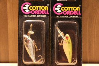Cotton Cordell / Wee Shad