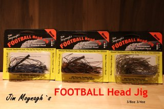 Jim Moynaghs / Foot Ball Head Jig