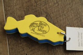 Bass Pro Shops / Floating Key Chain Bass