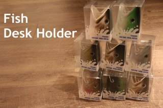 Fish Desk Holder