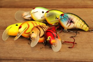 PH Custom Lures / Flat P