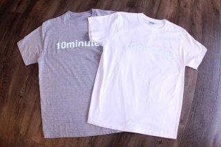 10minutes Original / Logo Reflector Tee
