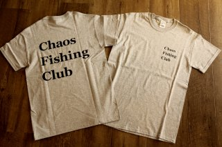 Chaos Fishing Club/  CFC Rogo Tee