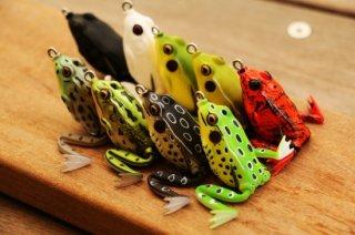 Lunkerhunt / Pocket Frog
