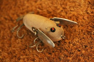 Heddon / Crazy Crawler Wood