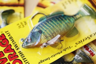 Northland Fishing Tackle / Live Forage Baitfish Swimbait Blue Gill
