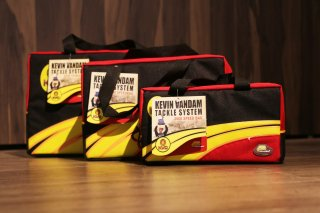 Plano / Kevin Vandam Tackle System Speed Bag