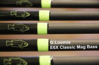 G.Loomis / E6X Classic Mag Bass