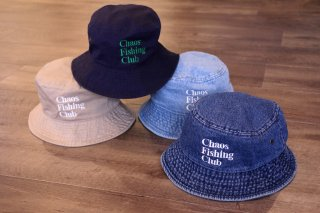 Chaos Fishing Club / CFC Bucket Hat