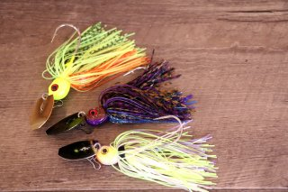 D&M Custom Baits / Piranha Swim Jig 3/4oz