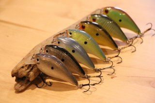 Stanford Lures / Patriot Shad