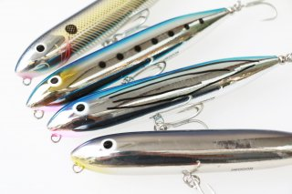 Heddon / Magnum Zara Spook Tuned Model