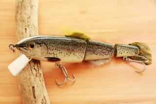 Bettencourt Baits / Double Joint Trout Floating
