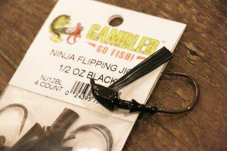 Gambler / Ninja Flipping Jig
