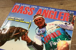 Bass Angler Magazine Fall 2015
