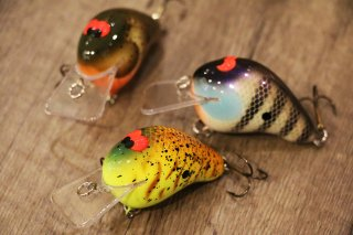 Jaw Jacker Lures / J1