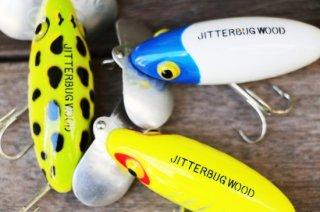 Arbogast / Wood Jitterbug