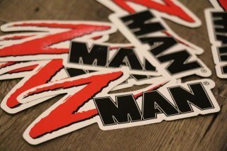 Z-MAN / Sticker