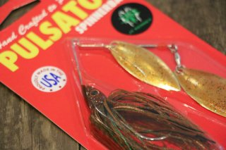 Nichols Lures / Pulsator Spinner Bait Double Willow