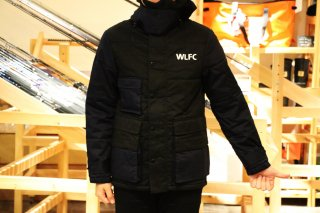 White Line / WLFC Stretch Chino Field Parka