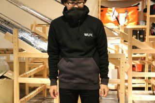 White Line / WLFC Print Sweat Parka