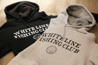 White Line / White Line FC Print Sweat Parka