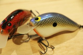 On The Line Crankbaits / Little J