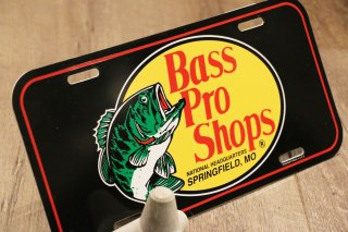 Bass Pro Shops / BPS License Plate