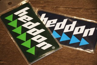 Heddon / Check Sticker