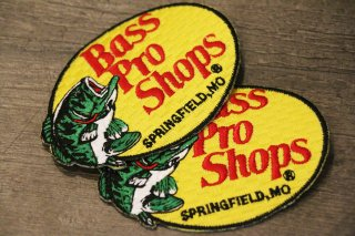 Bass Pro Shops / Emblem Patch
